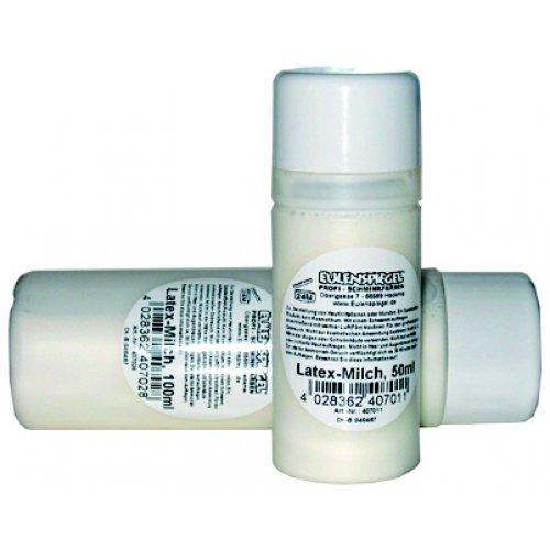 Latexové mléko - Tekutý latex v lahvi 500 ml