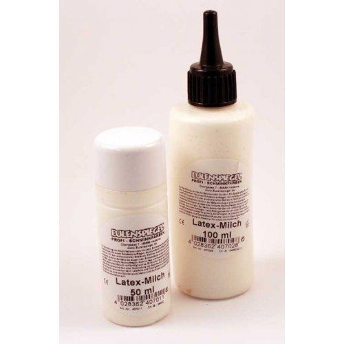 Latexové mléko - Tekutý latex v lahvi 100 ml