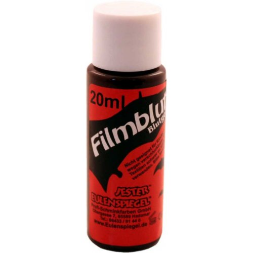 Umělá krev - gel světlý 20 ml