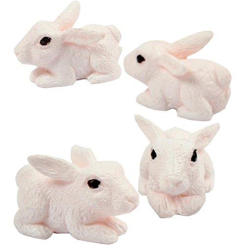 Malí králíčci - 4 ks v balení