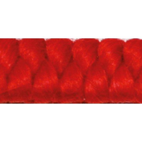 Copy z vlny 32 cm - Jasně červená