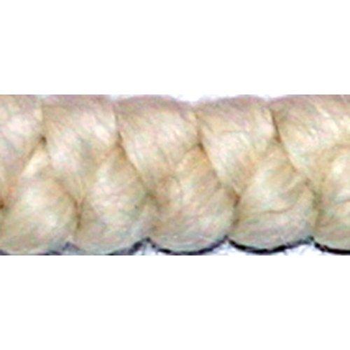 Copy z vlny 32 cm - Bílá