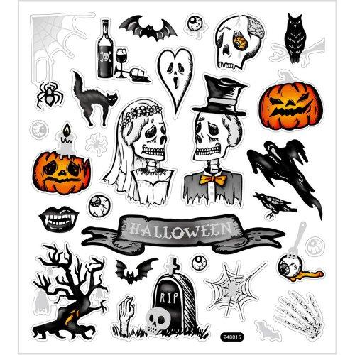 Samolepky - Halloween II