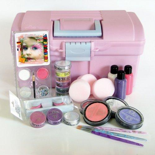 Make-up kufříková sada - Prostě růžová!