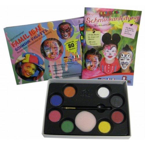 8ks barev v paletě  - Rodinné balení