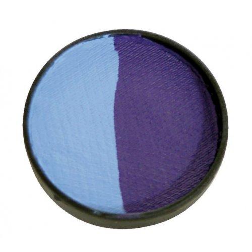 Split cake 3,5 ml - Fialová-pastelově modrá