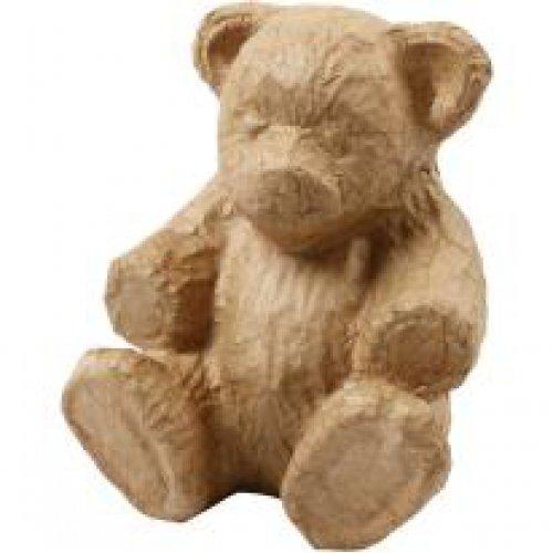 Medvídek - základ z papírmaše - CC50727_a.jpg