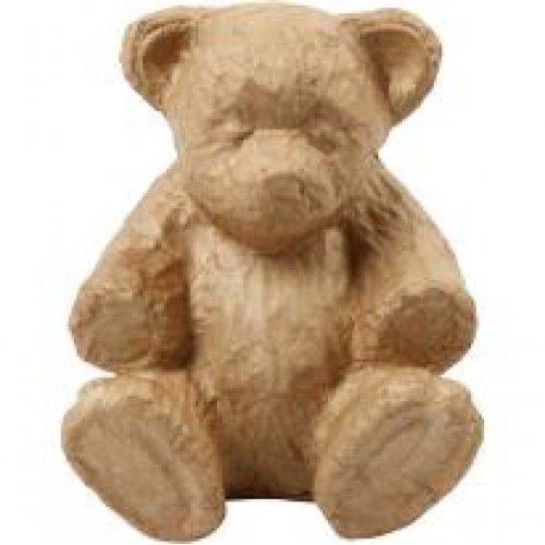 Medvídek - základ z papírmaše