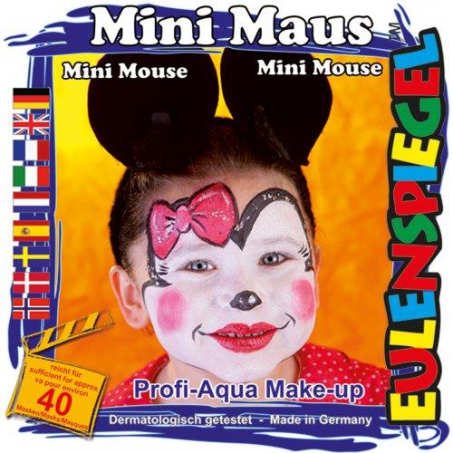 Sada barev na obličej - Myška Mini