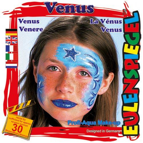 Sada barev na obličej - Venuše