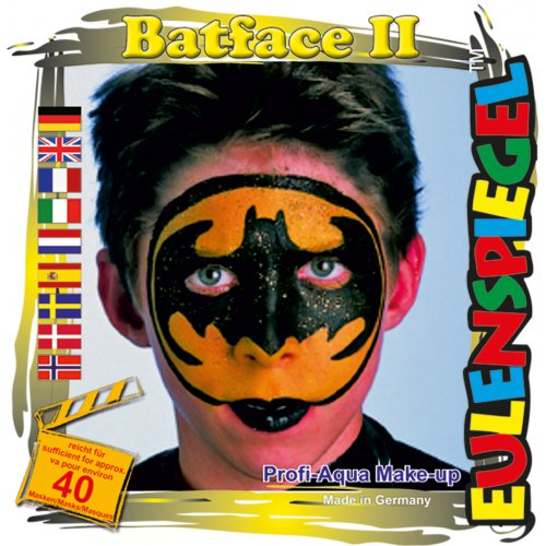 Sada barev na obličej - Batman II.