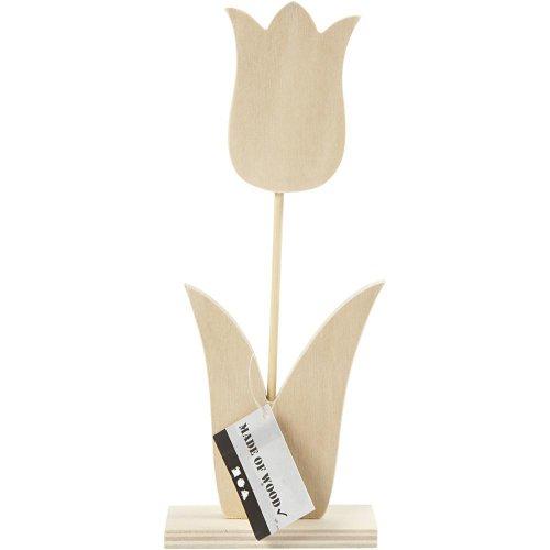 Dřevěný tulipán - malý - CC57934_a.jpg