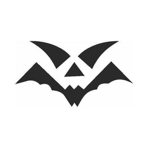 Samolepící šablony - Halloween