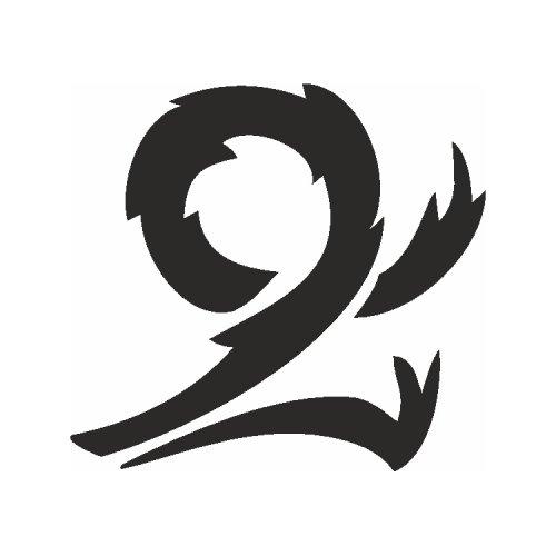 Samolepící šablony - Kozoroh