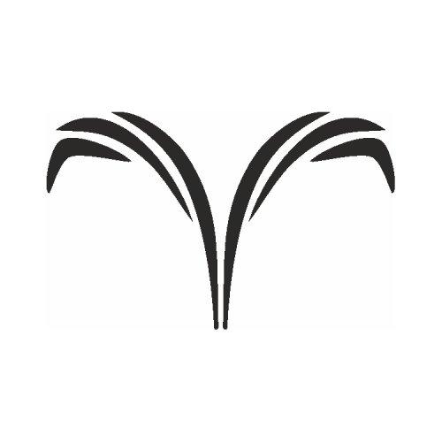 Samolepící šablony - Skopec