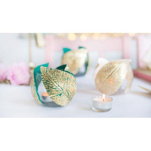 FIMO Květinové lampy