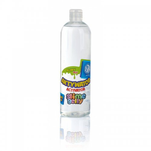 Aktivátor pro lepidlo Slime Gelly 500 ml
