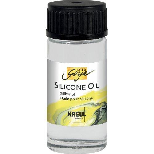 Silikonový olej  pro pouring medium SOLO GOYA 20 ml