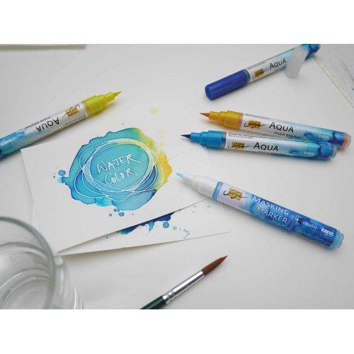Maskovací marker pro akvarel SOLO GOYA 1-2 mm - 181_SOLOGOYA_MaskingMarker_Image4.jpg