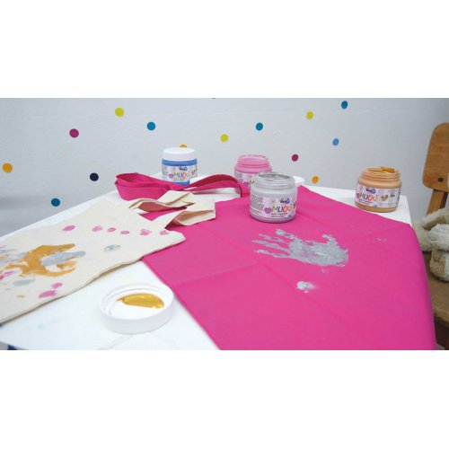 Sada Prstové barvy na textil třpytivé MUCKI 4 barvy - MUCKI_Prstove_barvy_textil_trpytive_image5.jpg