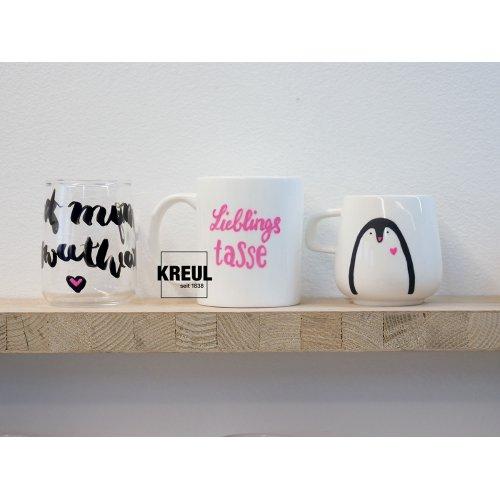 Fix na sklo a porcelán KREUL NEON medium RŮŽOVÁ - KREUL_Sklo_porcelan_Pen_Neon_2.jpg