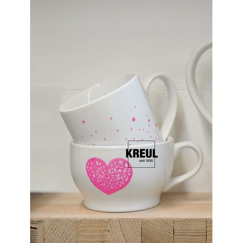 Fix na sklo a porcelán KREUL NEON medium RŮŽOVÁ - KREUL_Sklo_porcelan_Pen_Neon_3.jpg