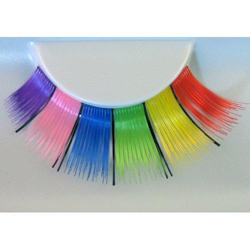 Umělé řasy - 6-barevné