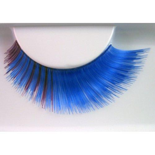 Umělé řasy - Modro-fialové