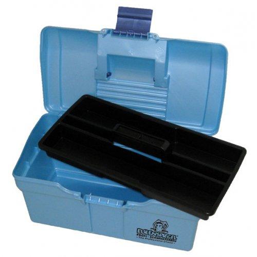 Profi kufr na kosmetiku - malý modrý