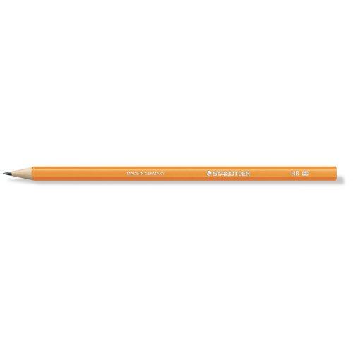 "Grafitová tužka ""Wopex Neon 180"", HB, šestihranná, oranžová, STAEDTLER"