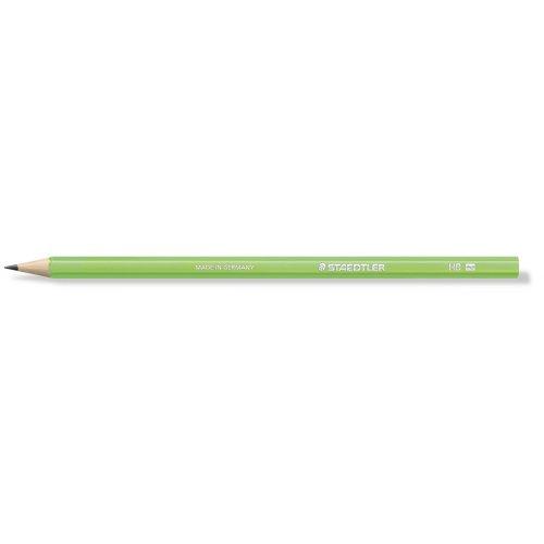 """Grafitová tužka """"Wopex Neon 180"""", HB, šestihranná, zelená, STAEDTLER"""