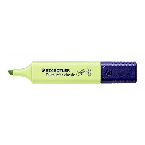 """Zvýrazňovač """"Textsurfer Classic Pastel"""", limetková, 1-5 mm, STAEDTLER"""