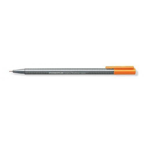 """Liner """"Triplus"""", neon oranžová, 0,3 mm, STAEDTLER"""
