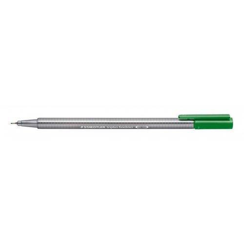 """Liner """"Triplus 334"""", sap zelená, 0,3mm, STAEDTLER"""