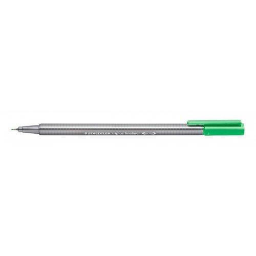 """Liner """"Triplus 334"""", zelená - pale green, 0,3mm, STAEDTLER"""