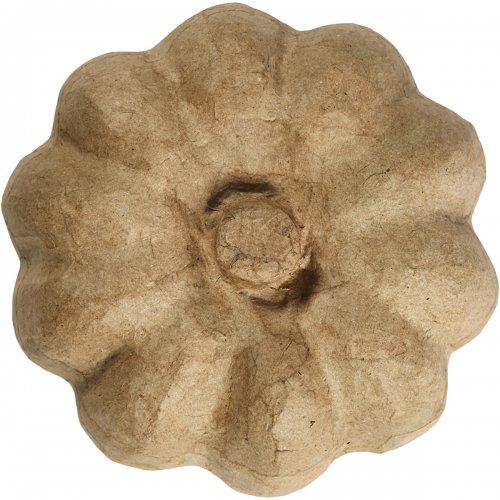 Dýně z papír mache, výška: 10 cm,  šířka: 16 cm - CC54909_10.jpg