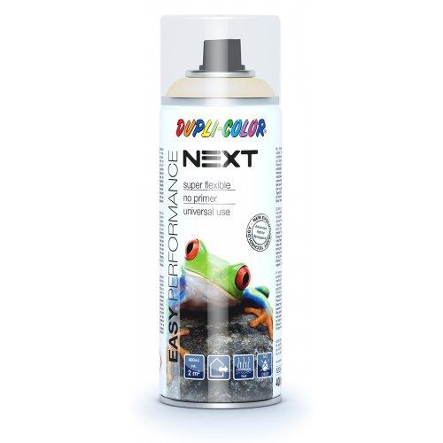 Barva ve spreji lesklá NEXT 400 ml SLONOVINOVÁ