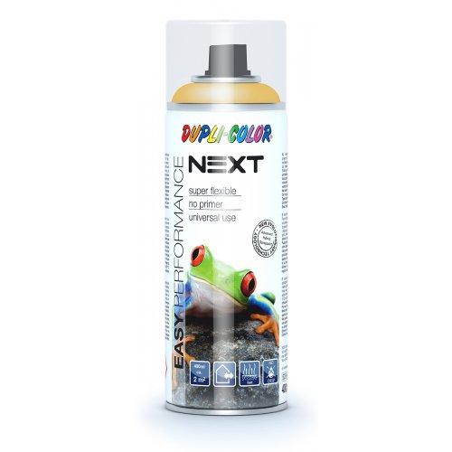 Barva ve spreji lesklá NEXT 400 ml ŽLUTÁ