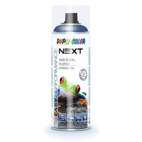 Barva ve spreji lesklá NEXT 400 ml HOREČNĚ MODRÁ