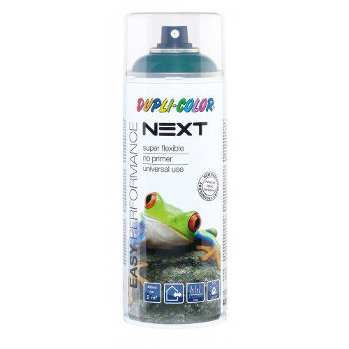 Barva ve spreji lesklá NEXT 400 ml MECHOVÁ ZELENÁ