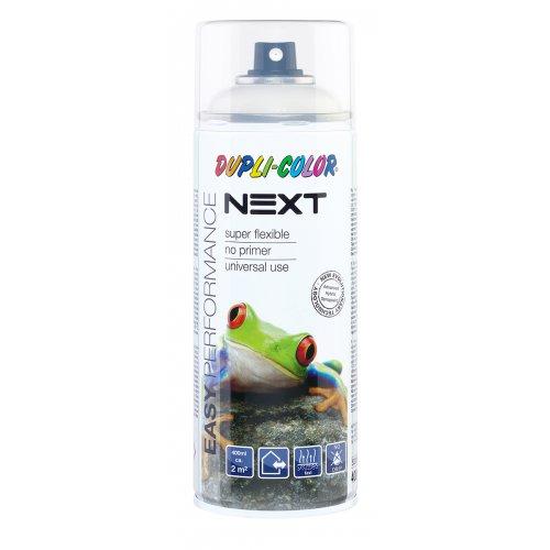 Barva ve spreji lesklá NEXT 400 ml SVĚTLÁ ŠEDÁ