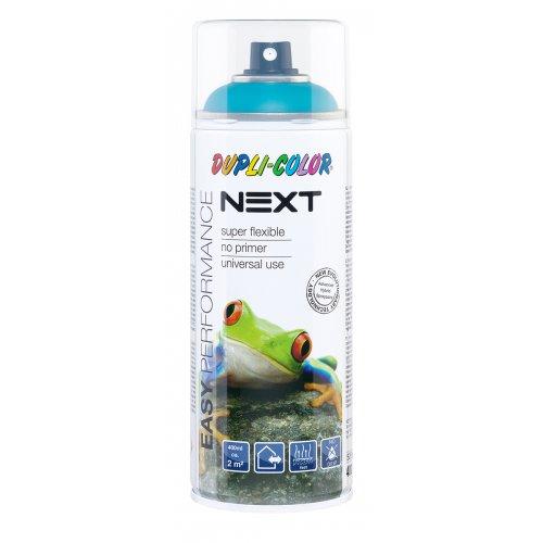Barva ve spreji polomatná NEXT 400 ml PETROL