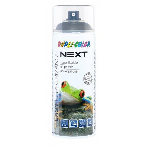 Barva ve spreji polomatná NEXT 400 ml OLIVOVÁ
