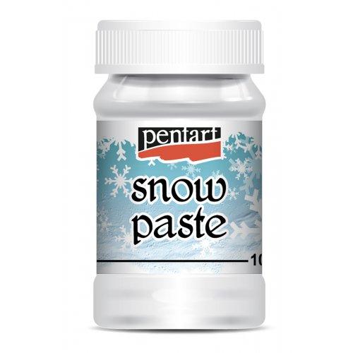 Sněhová pasta 100 ml