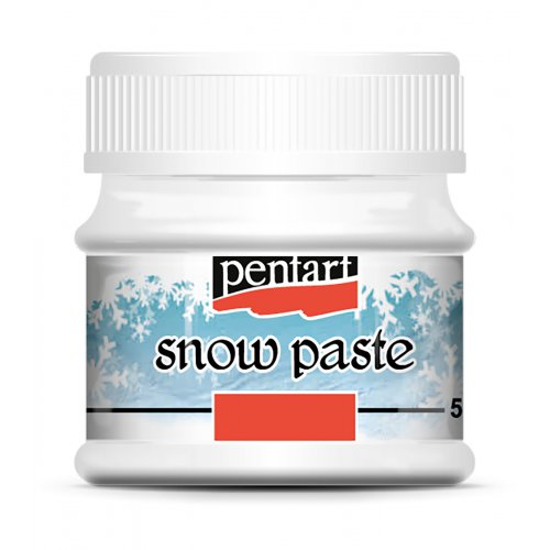 Sněhová pasta 50 ml