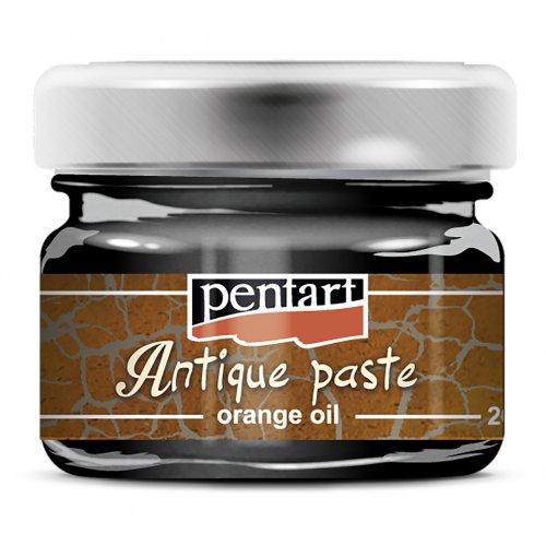 Antikovací pasta 20 ml ŽLUTOHNĚDÁ