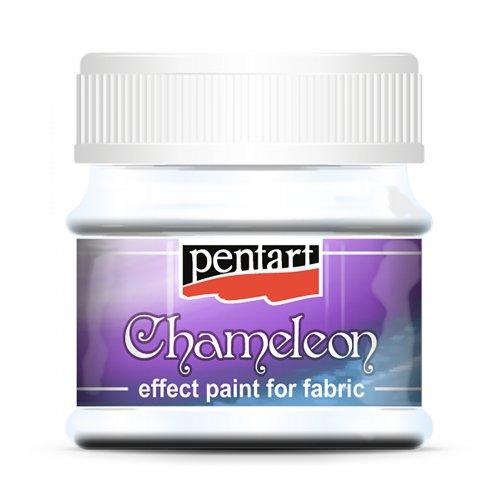 Barva na textil Chameleon 50 ml MODRÁ