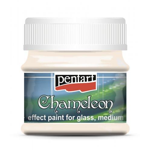 Barva médium na sklo Chameleon 50 ml ZLATÁ