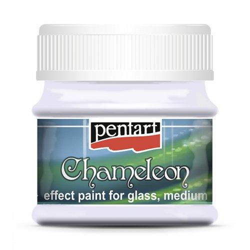 Barva médium na sklo Chameleon 50 ml LILA