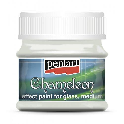 Barva médium na sklo Chameleon 50 ml ZELENÁ